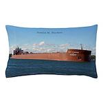 James R. Barker Pillow Case