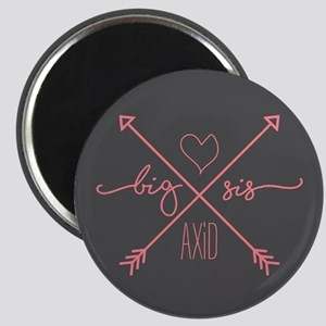 Alpha Xi Delta Big Arrow Magnet