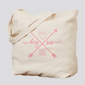 Alpha Xi Delta Big Arrow Tote Bag