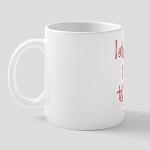 tell me Mug