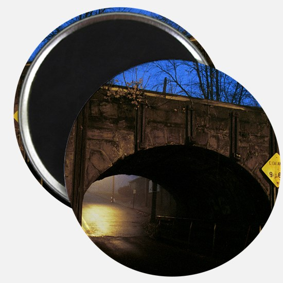 The Tunnel Magnet