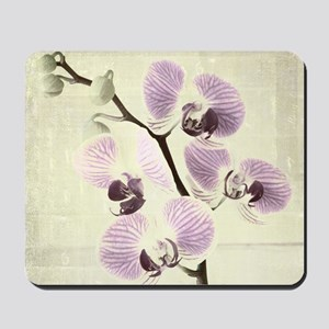 Light Orchids Mousepad