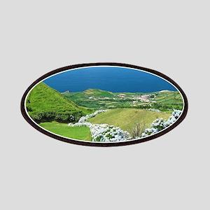 Azores landscape Patch
