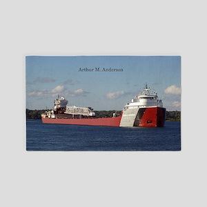 Arthur M. Anderson Area Rug
