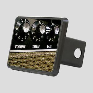 Amp Control Panel shirt Rectangular Hitch Cover