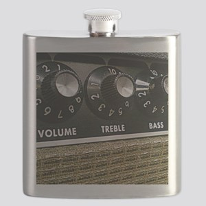Vintage Amplifier Flask