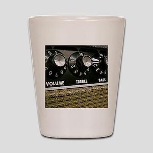 Vintage Amplifier Shot Glass