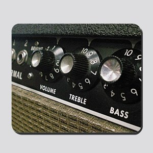Amplifier panel Mousepad