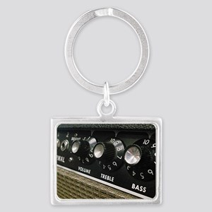 Amplifier panel Landscape Keychain