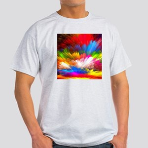 Abstract Clouds Light T-Shirt