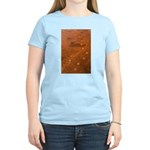 Wolf Tracks on Geyser Basin Women's Light T-Shirt
