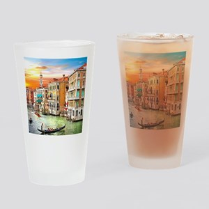 Venice Photo Drinking Glass