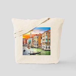 Venice Photo Tote Bag