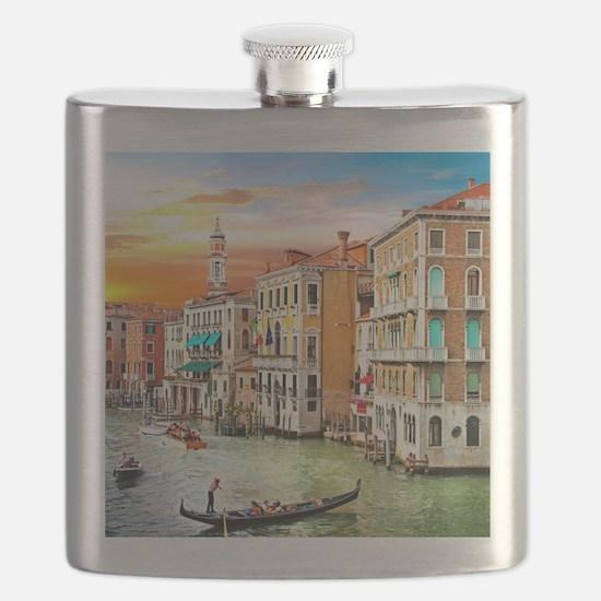 Venice Photo Flask