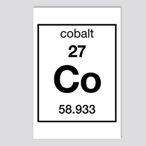 Cobalt Postcards (Package of 8)