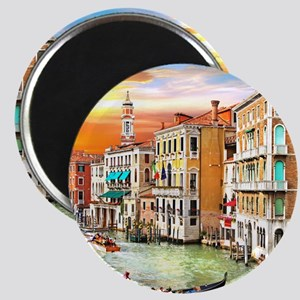 Venice Photo Magnet
