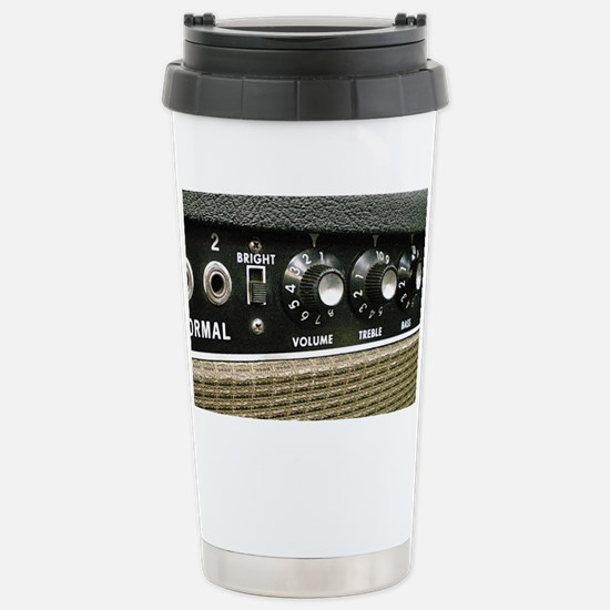 amplifier shirt Stainless Steel Travel Mug