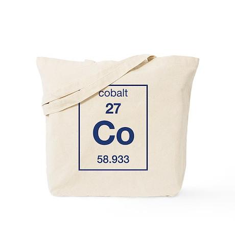 Cobalt Tote Bag