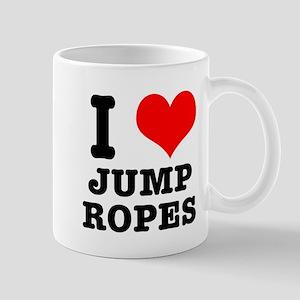 I Heart (Love) Jump Ropes Mug