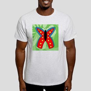 Butterfly 60 Curtains Light T-Shirt