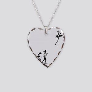 evolution-rocket-LTT Necklace Heart Charm
