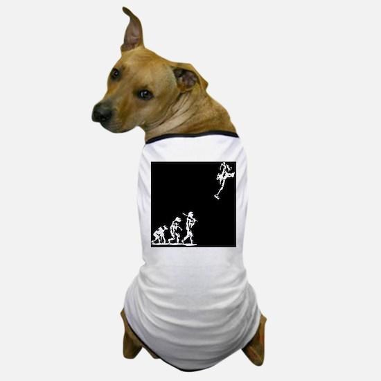 evolution-rocket-PLLO Dog T-Shirt