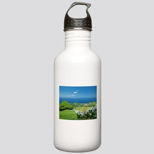 Azores landscape Stainless Water Bottle 1.0L