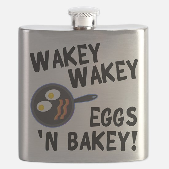 Bacon And Eggs Flask