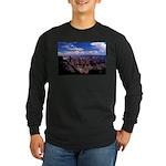 Bright Angel Point Long Sleeve Dark T-Shirt