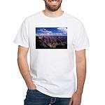 Bright Angel Point White T-Shirt