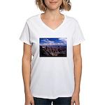 Bright Angel Point Women's V-Neck T-Shirt