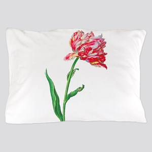 Pierre Joseph Redoute Tulips Pillow Case