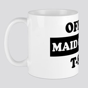 Official Maid of Honor Mug
