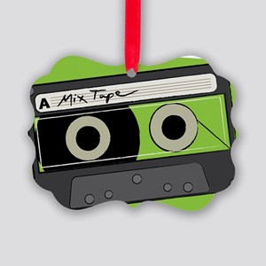 Mix Tape! Picture Ornament
