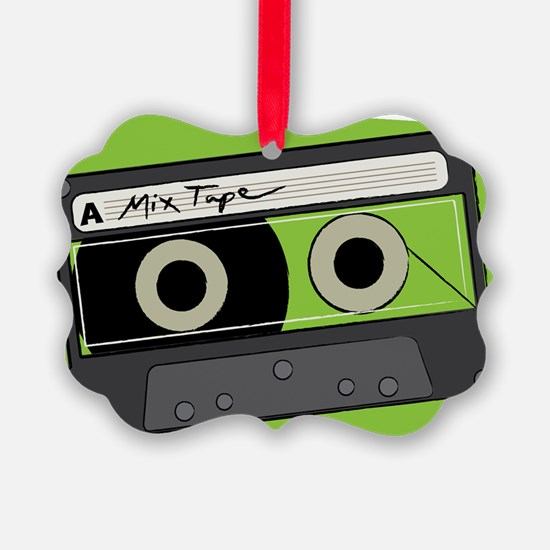 Mix Tape! Ornament