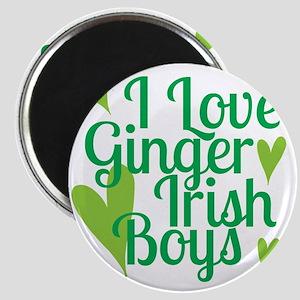 Ginger Irish Boys Magnet
