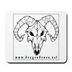 Dragonbones Mousepad