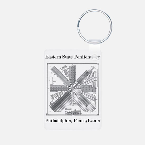 Eastern State Penitentiary Keychains