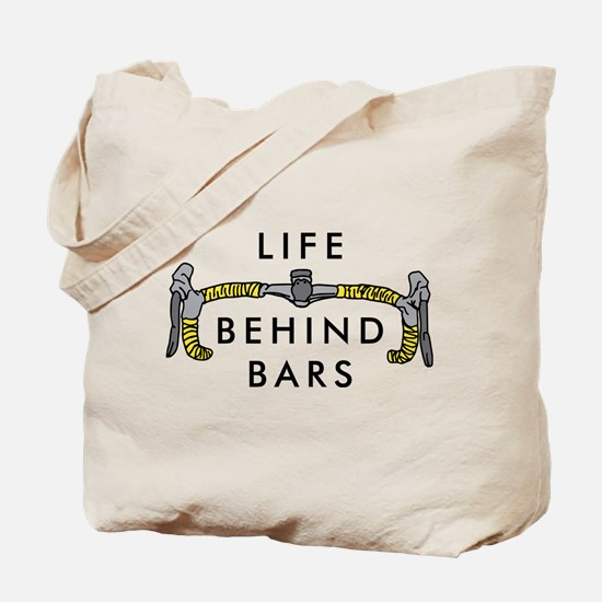 Life Behind Bars Tote Bag