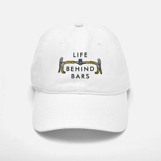 Life Behind Bars Baseball Baseball Cap