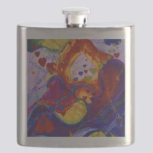 The Power of Love Flask