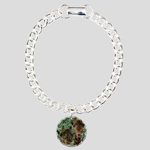 Lewis Charm Bracelet, One Charm