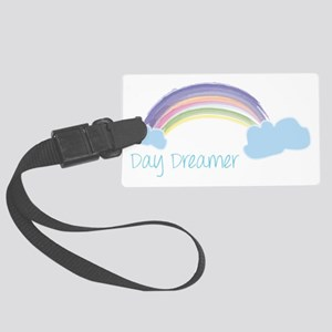 Day Dreamer Large Luggage Tag
