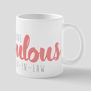 One Fabulous Daughter-In-Law 11 oz Ceramic Mug