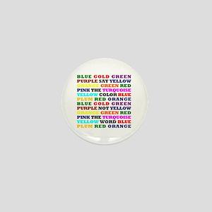 The Color Conundrum Mini Button