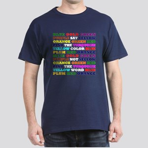 The Color Conundrum Dark T-Shirt