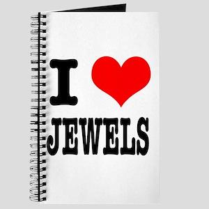 I Heart (Love) Jewels Journal