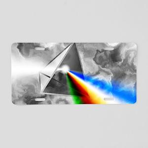 Prismatica Aluminum License Plate