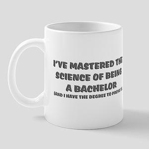 Bachelor of Science Graduation Mug