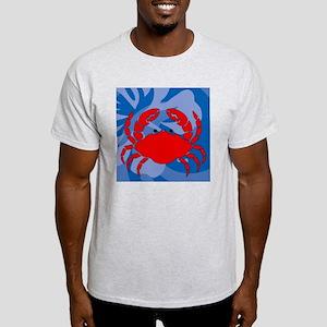 Crab 60 Curtains Light T-Shirt